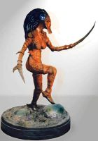 Ant Woman Maquette by TimBakerFX
