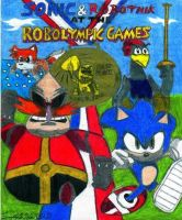 The Robolympic Games by AuronTsubaki1985