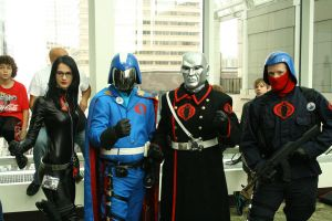 Cobra Command - ECCC 2012 by nwpark