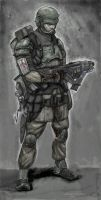 Rebel medic unit by Sexforfood