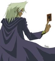 Marik-The Rare Hunter by KuraVix
