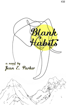 Blank Habits book cover one by smoke-weed-thehippie