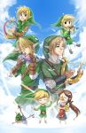 LoZ: Playing the Melodies by Lo-wah