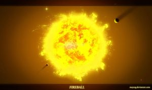 FIREBALL by MAYURG