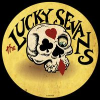 New Lucky Sevans Band Logo 2 by Huwman