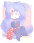 ::Commission:: L O . V E . by SheepyMelly