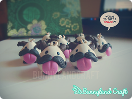 The Poro Story - Say 'cheeeese'! by BunnyLandCraft