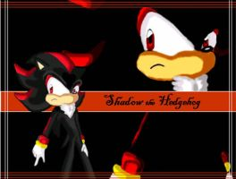 .:Shadow-t-Hedgehog:. by shadowrobotnik