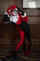 Harley Quinn - Cuckoo For Cocoa Puffs by Nyxiie