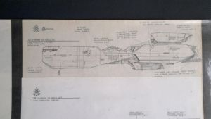 HMS BEOWULF OCS 602  Elevation View by Katase6626