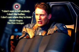 Captain America : The First Avenger by caorr