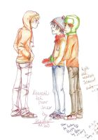 The Triangle - KenStyle -SP- by Shel-chan