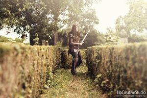 The Lay Of Thrym I by LipCreativeStudio