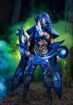 Dota 2: Drow Ranger cosplay. Way ahead of you. by amio-mio