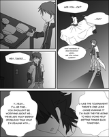Bits and Bytes: Death and Rebirth Page 2 by FireReDragon