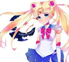 .:Sailor Moon:. by ugoid