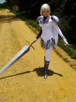 Claymore by Bara-Rose