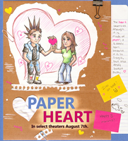Paper Heart Entry by grouchywolfpup