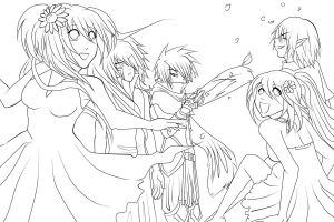 The Dearly Beloved by Etude-Xillia