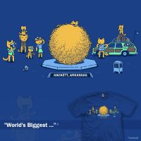 World's Biggest... by InfinityWave