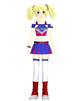 MMD Juliet Starling by Theshadowman97