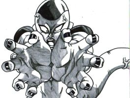 frieza. by trunks24