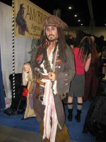 Jack Sparrow? by emo-seal