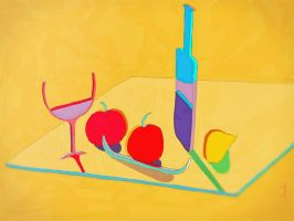 Still Life by Anastasiy