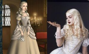 The White Queen by msbrit90