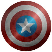 Captain America Shield final by KalEl7