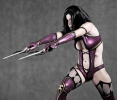 cosplay MK9 by AsherWarr