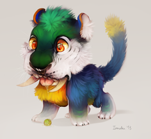 Macawnivore by Imalou