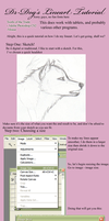 Lineart Tutorial by Dr-Dog