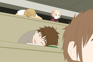 HSV - Class Time is Nap Time by kuloi-no-chloe