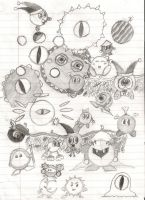 Kirby Circles by Meta-Knight-1-fan