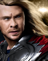 Thor - Avengers series by ArchXAngel20