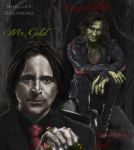 Mr. Gold / Rumpelstiltskin by jokercrazy