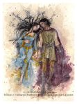 Of Beren and Luthien by RohanElf