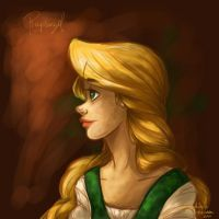 Rapunzel by Bonequisha