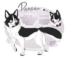 commission: panser by BabyWolverines
