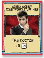 The Doctor is IN by Tanachvil