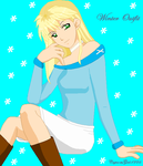 Winter Outfit by CapcomGirl1995