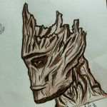 Groot. by gyroy