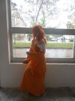 Nami Cosplay - One Piece Cap. 699 by NamiTheQueen13
