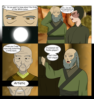 Avatar Mini Doujin Pg 1 by SractheNinja