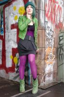 City Punk 2 by MissSouls-stock