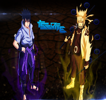 Naruto 673 - We will defeat you together!! by EY4U
