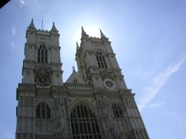 westminster abby by Lnx991