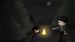 The Last of Us: Light in the Night by TheFettman13