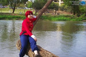 Ranma 1/2 Cosplay by TrixieHeartilly